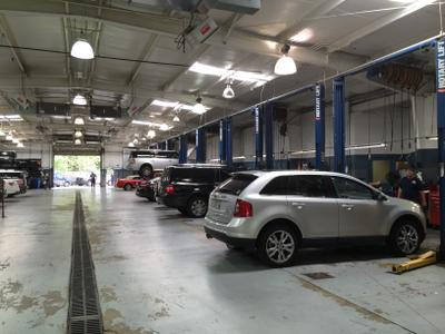 Nalley Ford Sandy Springs Image 1