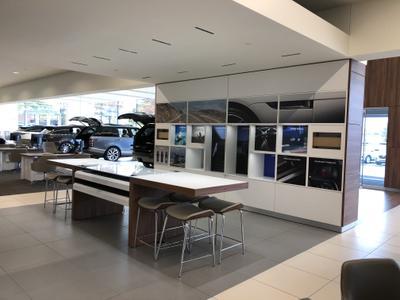 Hennessy Jaguar Land Rover Gwinnett Image 3