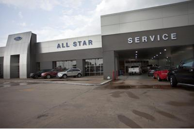 All Star Ford Lincoln Image 2
