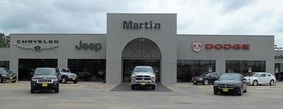 Martin Chrysler Dodge Jeep RAM Image 3