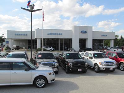DeMontrond Ford Image 1