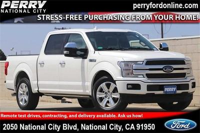 Ford F-150 2018 for Sale in National City, CA