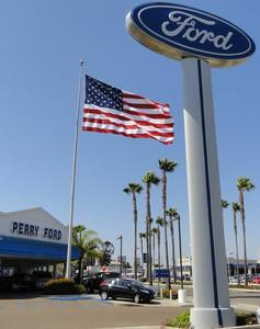 Perry Ford National City >> Perry Ford Of National City In National City Including Address