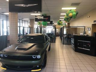 Nyle Maxwell Chrysler Jeep Dodge of Taylor Image 8