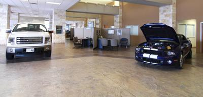 Johnson Sewell Ford Lincoln Image 2