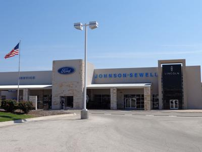 Johnson Sewell Ford Lincoln Image 4