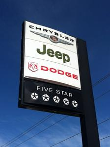 Lithia Chrysler Dodge Jeep Ram Fiat of Bryan College Station Image 1