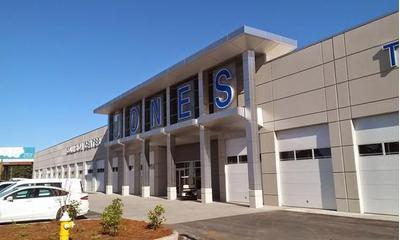 Used Car Dealerships In Charleston Sc >> Jones Ford in Charleston including address, phone, dealer ...