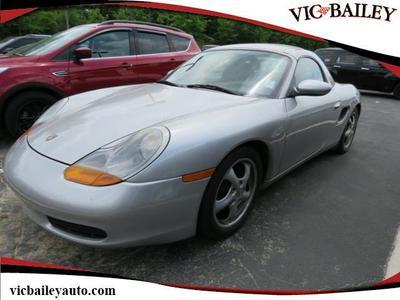 1998 Porsche Boxster  for sale VIN: WP0CA2989WU624945