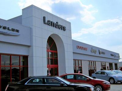 Landers Chrysler Jeep Dodge RAM Image 1