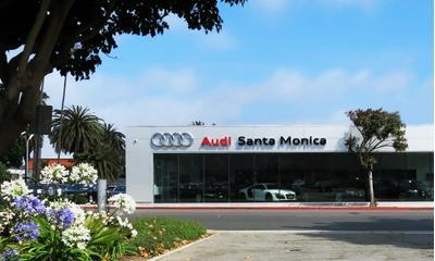 Santa Monica Audi Image 1