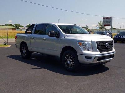 Nissan Titan 2020 for Sale in Clinton, NC