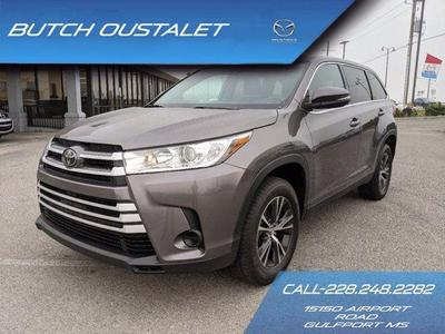 Toyota Highlander 2019 for Sale in Gulfport, MS