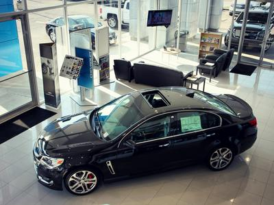 Ross Downing Chevrolet Image 3