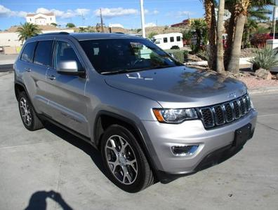 2017 Jeep Grand Cherokee Laredo for sale VIN: 1C4RJFAG5HC667451