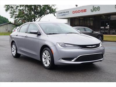 2017 Chrysler 200 Limited for sale VIN: 1C3CCCAB9HN505060