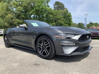 2019 Ford Mustang EcoBoost Premium for sale VIN: 1FATP8UH5K5109783