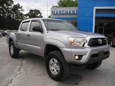 Check Out These Charleston Sc Toyota Tacoma Truck Deals On Auto Com