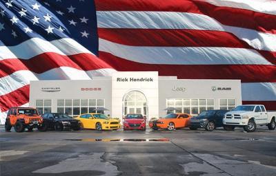 Rick Hendrick Jeep Chrysler Dodge Ram FIAT Image 5