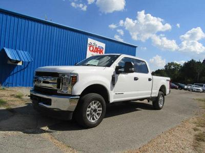 2018 Ford F-250 XLT for sale VIN: 1FT7W2BT8JEB38003
