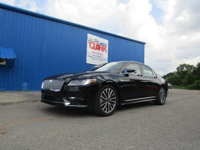 2018 Lincoln Continental Select for sale VIN: 1LN6L9SK5J5601232