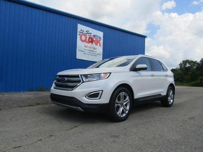 2017 Ford Edge Titanium for sale VIN: 2FMPK4K91HBB59899
