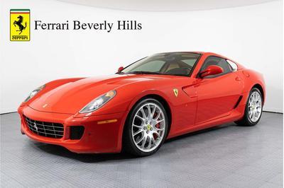 Ferrari 599 GTB Fiorano 2008 for Sale in Beverly Hills, CA