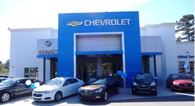 Southern Pines Chevrolet Buick GMC Image 2