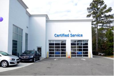 Southern Pines Chevrolet Buick GMC Image 3