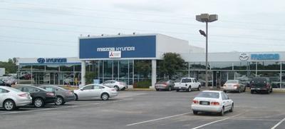 Gossett Mazda Hyundai Mitsubishi Image 1