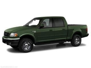 Ford F-150 2001 for Sale in Fort Stockton, TX