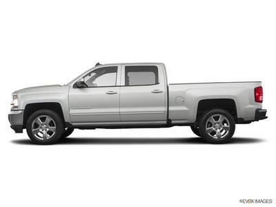 2018 Chevrolet Silverado 1500 1LT for sale VIN: 1GCRCREC9JZ118468