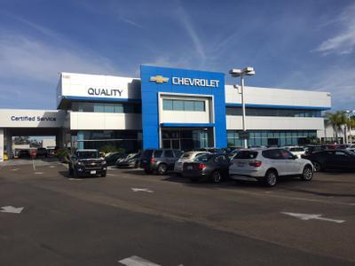 Quality Chevrolet Escondido Image 2