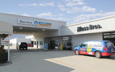 Moss Bros. Chrysler Dodge Jeep San Bernardino Image 1