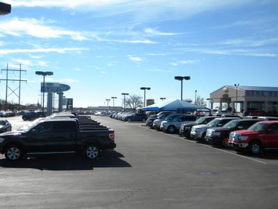 Gene Messer Ford of Amarillo Image 2