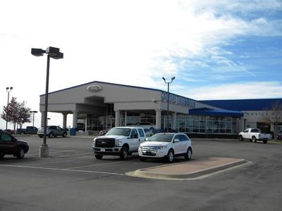 Gene Messer Ford of Amarillo Image 4