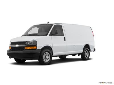 2019 Chevrolet Express 2500 Work Van for sale VIN: 1GCWGAFG7K1218711