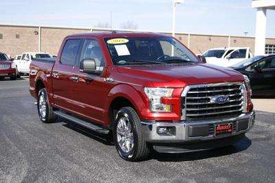 2016 Ford F-150 XLT for sale VIN: 1FTEW1C83GFA08502