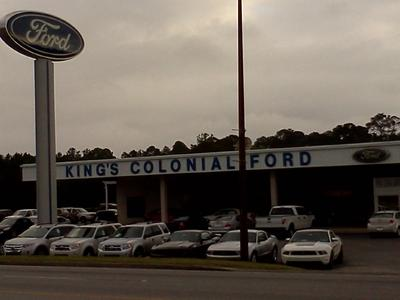 King's Colonial Ford Image 6