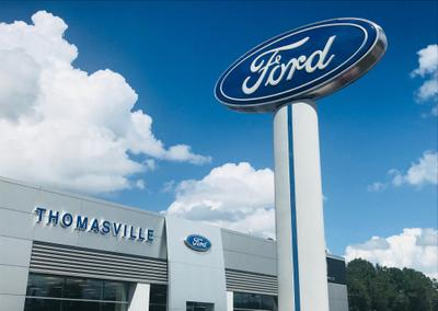 Thomasville Ford Lincoln Image 1