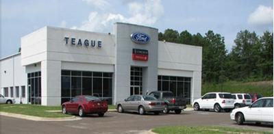 Teague Ford Lincoln Image 1