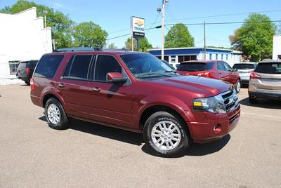 2013 Ford Expedition Limited for sale VIN: 1FMJU1K59DEF13517