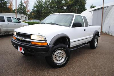 Chevrolet S-10 2002 for Sale in Magnolia, AR
