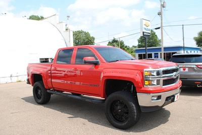 2015 Chevrolet Silverado 1500 LT for sale VIN: 3GCUKREC0FG247042