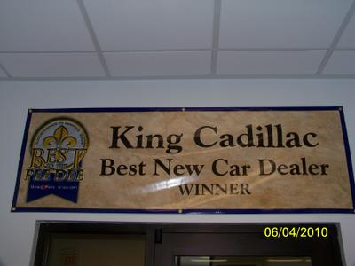 King Cadillac Buick GMC Image 5