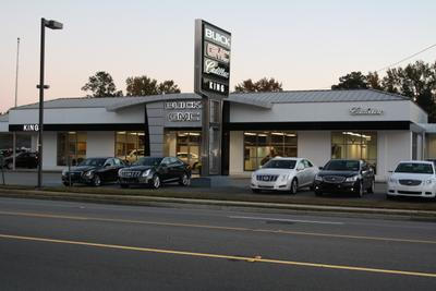 King Cadillac Buick GMC in Florence including address ...