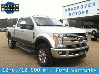 2017 Ford F-250 Lariat for sale VIN: 1FT7W2BT4HEC28386