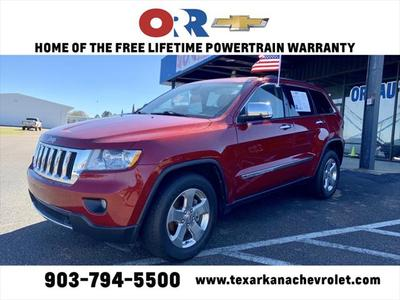 2013 Jeep Grand Cherokee Limited for sale VIN: 1C4RJEBG0DC546409