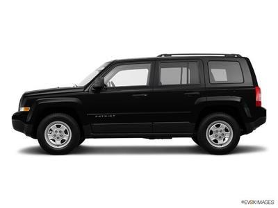 2014 Jeep Patriot Sport for sale VIN: 1C4NJPBA0ED589214