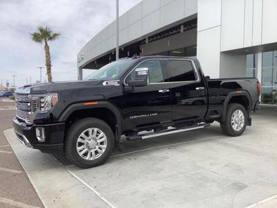 2020 GMC Sierra 3500